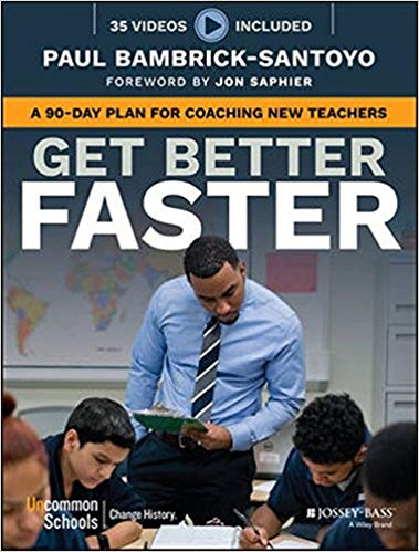 Get Better Faster Book Cover