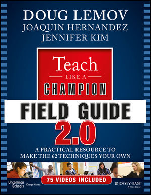 Teach Like a Champion Field Guide 2.0 Cover